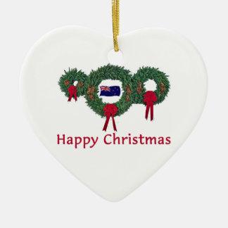 New Zealand Christmas 2 Christmas Ornament