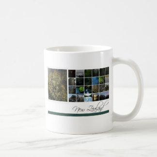 New Zealand Coffee Mug
