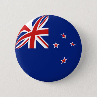 New Zealand Fisheye Flag Button