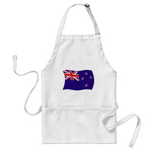 New Zealand Flag Apron