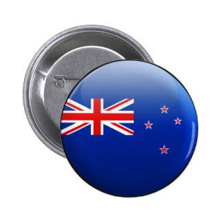 New Zealand Flag Pins