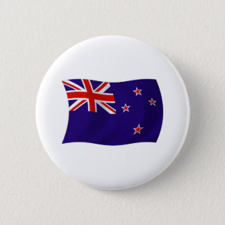 New Zealand Flag Button