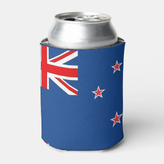 New Zealand Flag Can Cooler