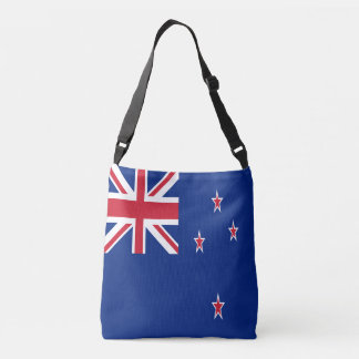 New Zealand Flag Crossbody Bag