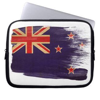 New Zealand Flag Computer Sleeve