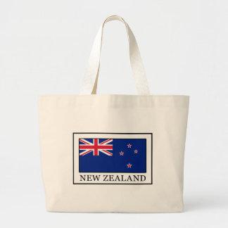 New Zealand Jumbo Tote Bag