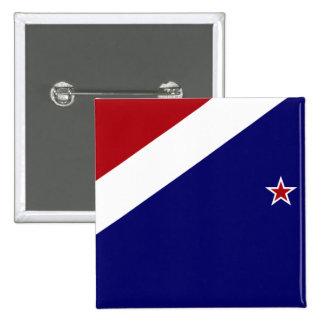 New Zealand, New Zealand flag Pins