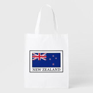 New Zealand Reusable Grocery Bag