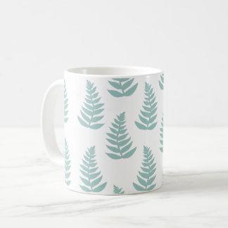 New Zealand Silver Fern Mug