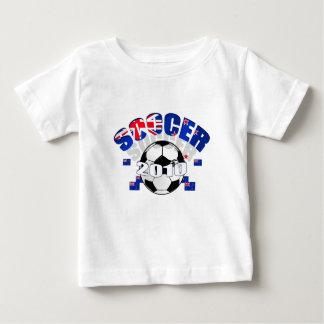 New Zealand Soccer Celebration Baby T-Shirt