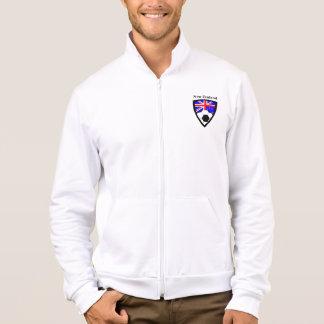 New Zealand Soccer Jacket