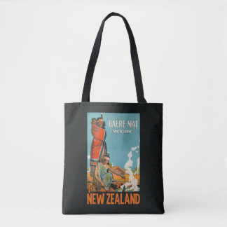 New Zealand vintage travel bags