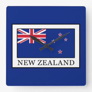 New Zealand Wall Clocks