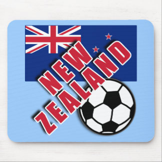 NEW ZEALAND World Soccer Fan Tshirts Mousepads