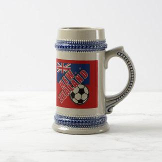 NEW ZEALAND World Soccer Fan Tshirts Mug