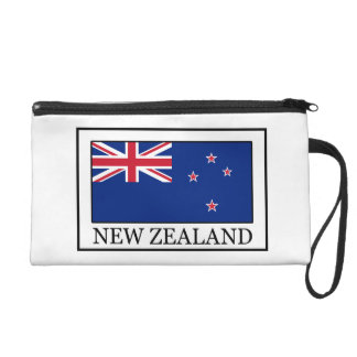 New Zealand Wristlet