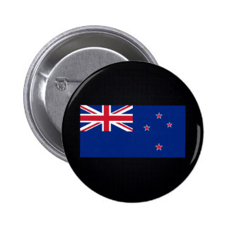 New Zealander National flag of New_Zealand-01.png 6 Cm Round Badge