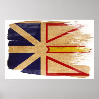 Newfoundland Flag Posters