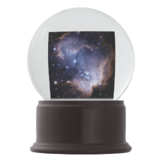 Newly Forming Stars Snow Globes