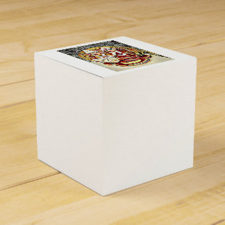 Newly wed favour boxes