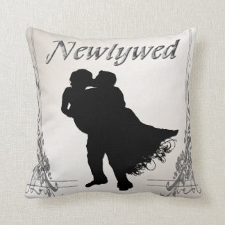 Newlywed Keepsake Pillow