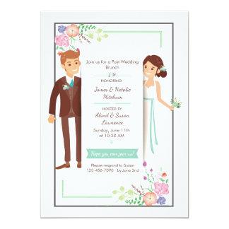 Newlywed's Brunch Invitation