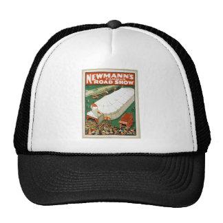 Newmanns Famous Road Show Cap