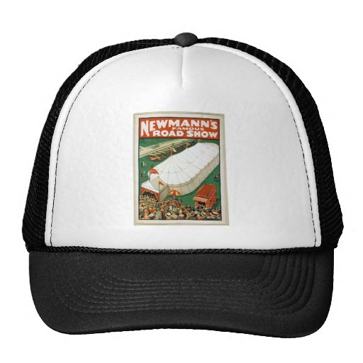 Newmanns Famous Road Show Trucker Hats