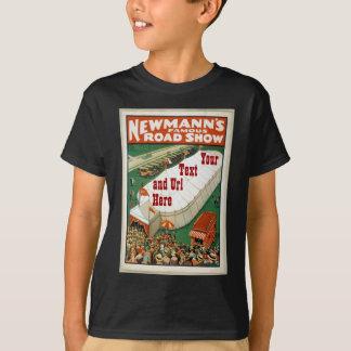 Newmanns Famous Road Show T-Shirt