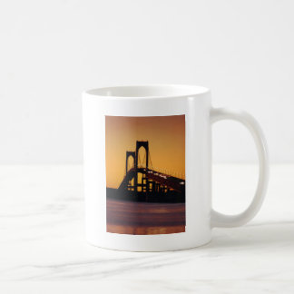 Newport Bridge,RI Coffee Mug