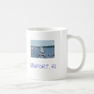 Newport Harbor Mug