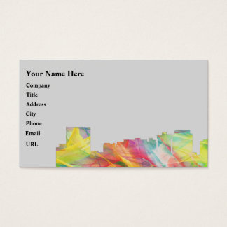 NEWPORT NEWS, VIRGINIA WB1 BUSINESS CARD