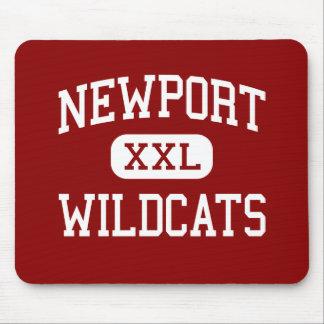 Newport - Wildcats - Middle - Newport Kentucky Mouse Pad