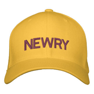 Newry Cap Embroidered Hat