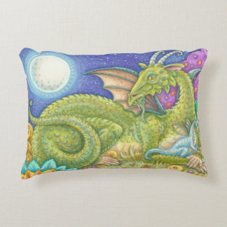 Next Generation Baby Dragon FANTASY ACCENT PILLOW