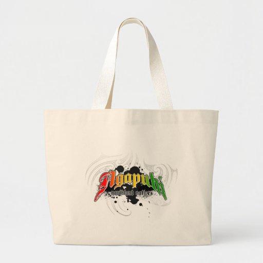Ngapuhi Irie Stylez Tote Bag