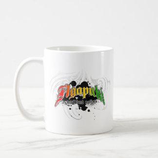 Ngapuhi Irie Stylez Basic White Mug