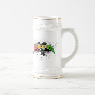 Ngapuhi Irie Stylez Beer Steins