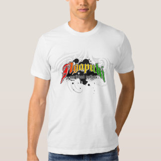 Ngapuhi Irie Stylez Tee Shirts