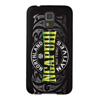 Ngapuhi Lifer Chrome Galaxy S5 Covers