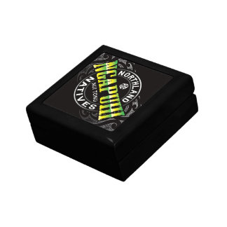 Ngapuhi Lifer Chrome Keepsake Boxes