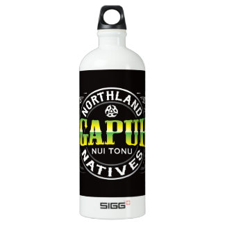 Ngapuhi Lifer Chrome SIGG Traveller 1.0L Water Bottle