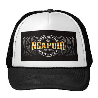 Ngapuhi Lifer Moko Cap