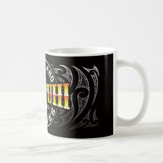 Ngapuhi Lifer Moko Coffee Mug
