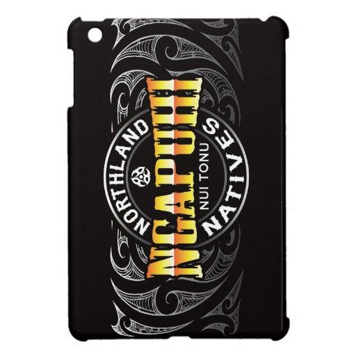 Ngapuhi Lifer Moko iPad Mini Cases