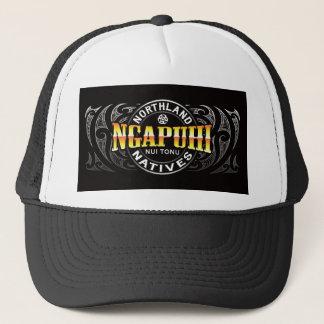 Ngapuhi Lifer Moko Trucker Hat