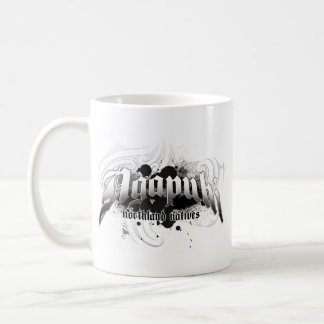 NGAPUHI NORTHLAND NATIVES COFFEE MUG
