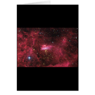 NGC6357_schedler Greeting Card