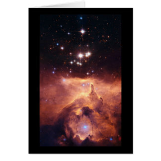 ngc6357a_hst greeting card