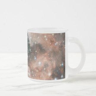 Ngc 3603 Emission Nebula Frosted Glass Mug